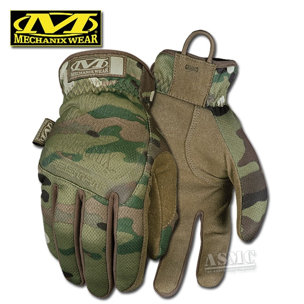 MECHANIX Перчатки Fastfit Gloves MULTICAM XL