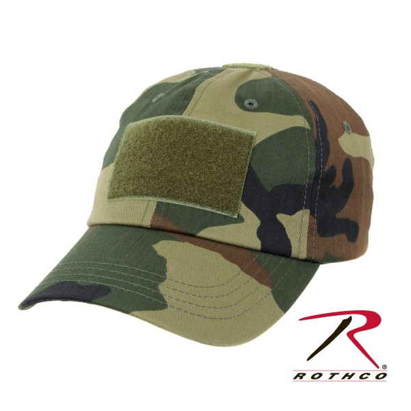 ROTHCO Кепка Operator Tactical WOODLAND