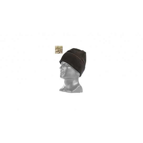 TAC SHIELD Шапка Military Fleece Cap OCP/MC TAN
