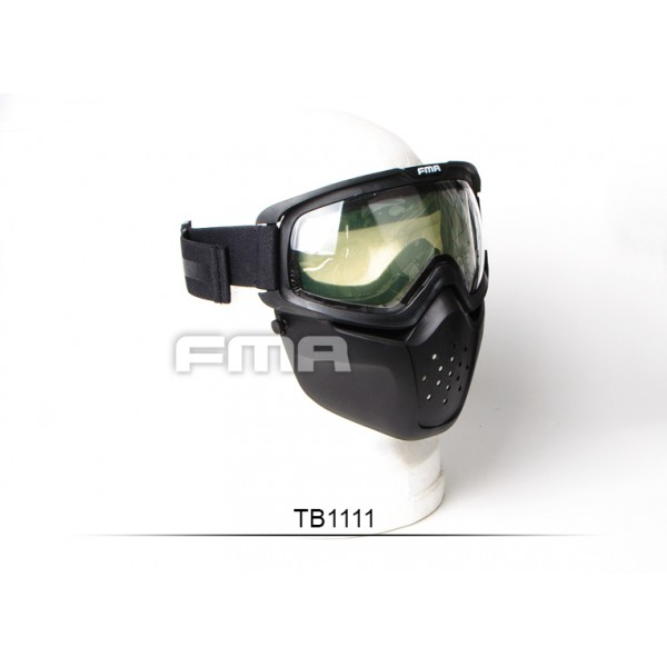 FMA Маска Separate strengthen anti-fog protective mask