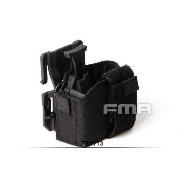 FMA Кобура Universal holster for Molle BLACK