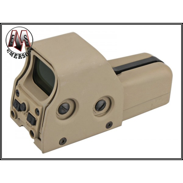 EMERSON EOTECH 553 Red Dot Scope FDE