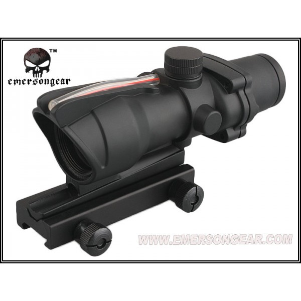 EMERSON ACOG Style 4X functiona RED Fiber