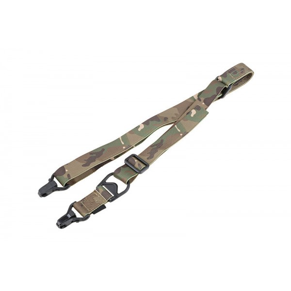 FMA Оружейный ремень FS3 Multi-Mission Single Point / 2Point Sling MULTICAM