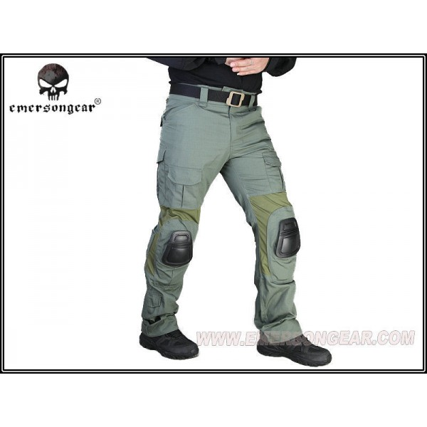 EMERSON G2 Tactical Pants FOLIAGE GREEN 32w