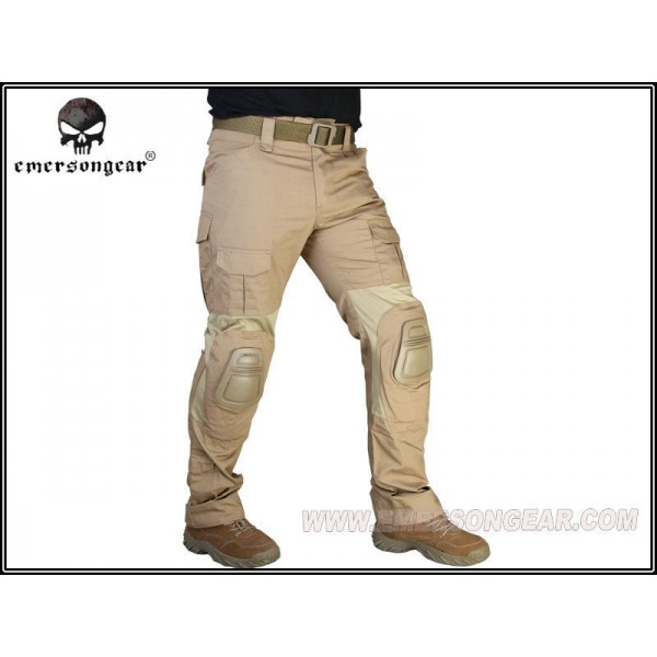 EMERSON G2 Tactical Pants COYOTE BROWN 34w