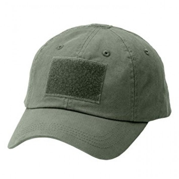 TAC SHIELD Кепка Contractor Cap OD GREEN
