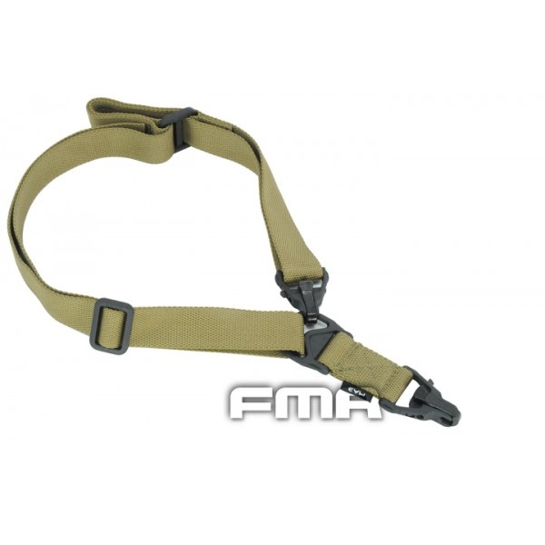 FMA Ремень MA3 Multi-Mission Single Point / 2Point Sling FDE