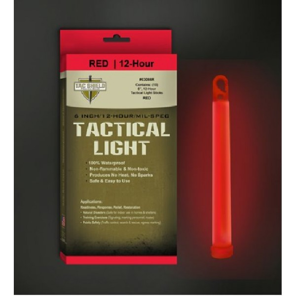 TAC SHIELD Химсвет 12h RED