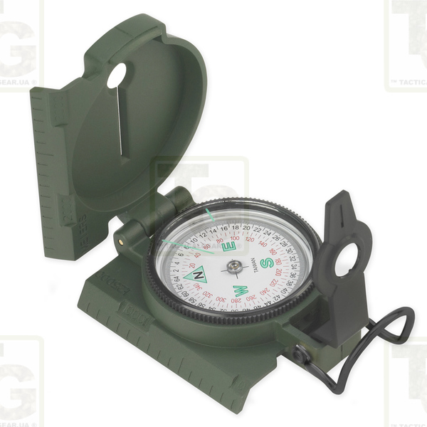 NDUR Компас Lensatic Compass Plastic Case