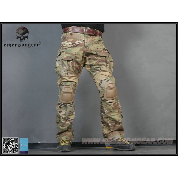 EMERSON Штаны G3 Combat Pants Advanced Version 2017 MULTICAM 38