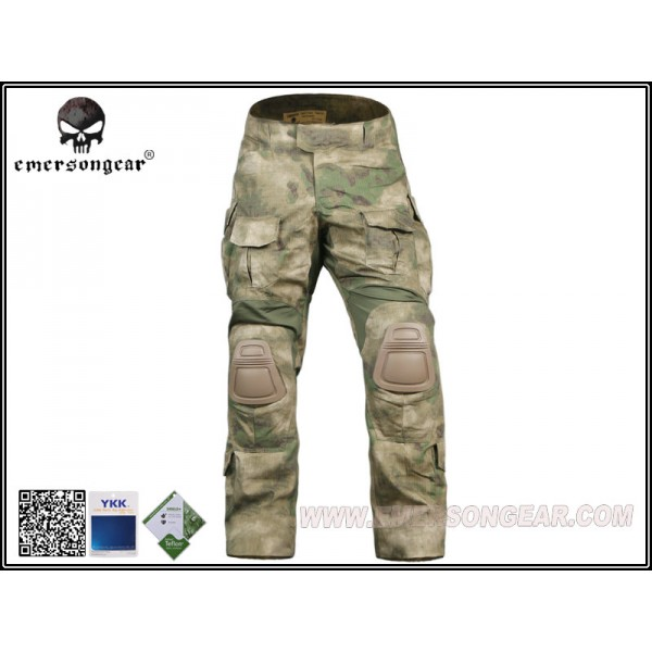 EMERSON Штаны G3 Combat Pants Advanced Version 2017 ATACS FG 36