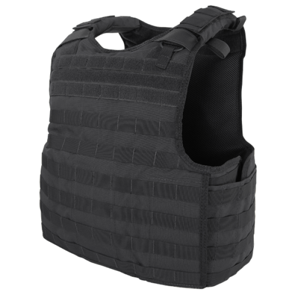 CONDOR Плейткерриер  Quick Release Plate Carrier BLACK