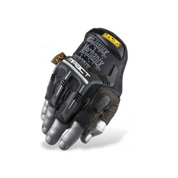 MECHANIX Перчатки Fingerless Covert BLACK L