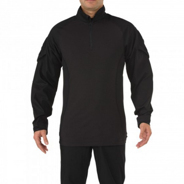 5.11 Боевая рубаха Rapid Assault Shirt BLACK S