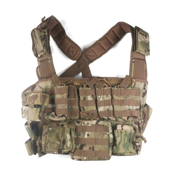 VOODOO TACTICAL Разгрузка Tactical Chest Rig MULTICAM