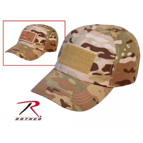 ROTHCO КЕПКА OPERATOR TACTICAL MULTICAM