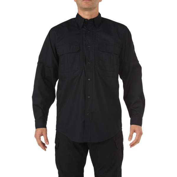 5.11 Рубашка Taclite Pro Long Sleeve Shirt BLACK L